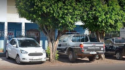 Polícia Civil de Rosário Oeste cumpriu mandado e prendeu duas pessoas na zona rural