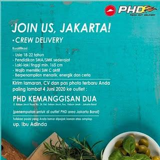 Lowongan Kerja PHD Jakarta Barat Terbaru 2020