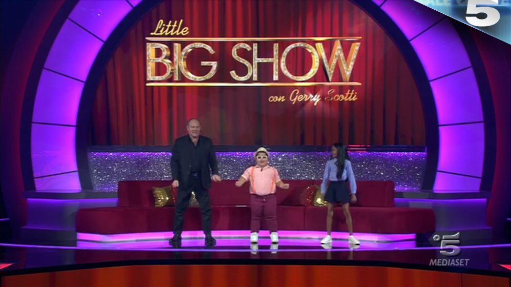 Canzone Pubblicità The Little Big Show spot promo mercoledi 8 marzo – Marzo 2017