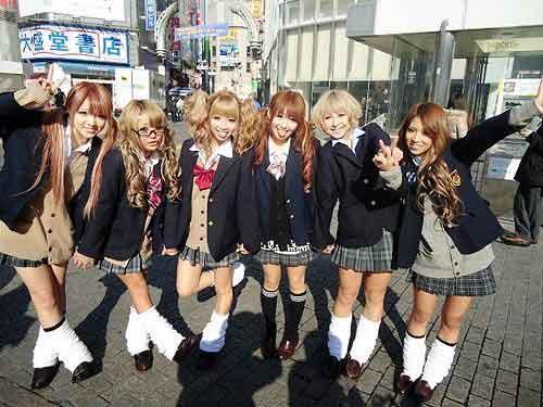 seragam sekolah seksi jepang
