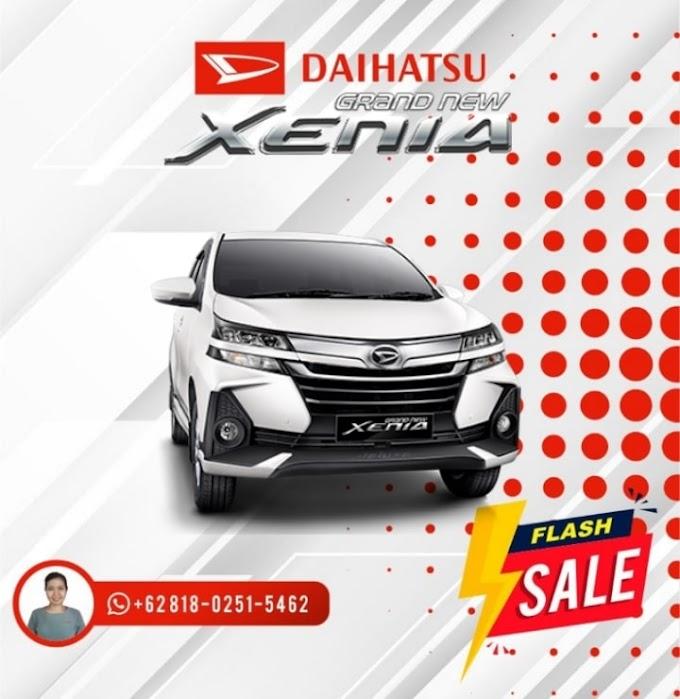 Daihatsu Xenia Bali