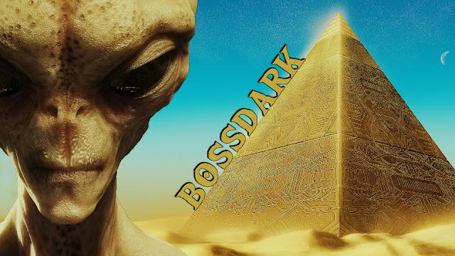 Pirámides Extraterrestres