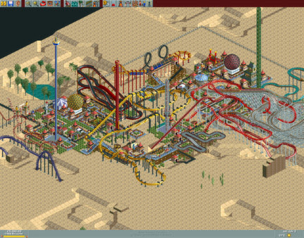 Download Roller Coaster Tycoon PC