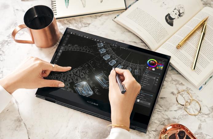 ASUS Announces ZenBook Flip S OLED (UX371)