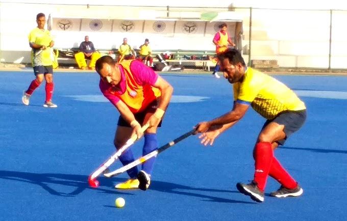 एसबीआई अंतरमंडलीय हॉकी टूर्नामेंट : दिल्ली और चेन्नई के बीच होगी फ़ाईनल भिड़ंत