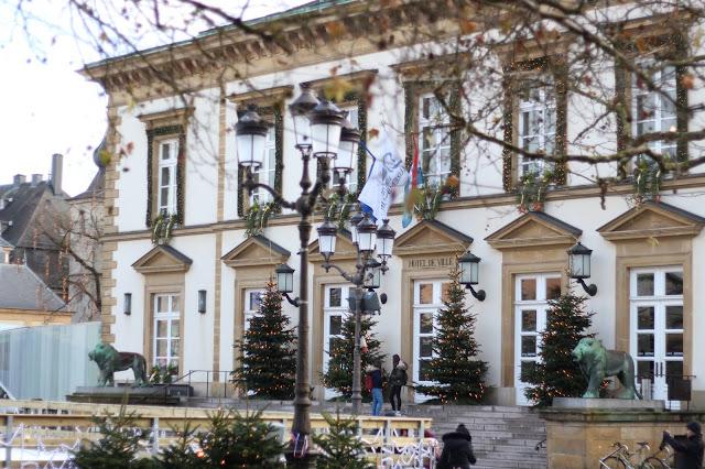 comune di lussemburgo