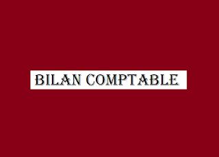 كيفية اعداد الميزانية المحاسبية للشركة (le bilan)