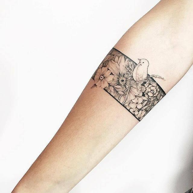 Hình xăm Tatoo Mini nhỏ đẹp, hình xăm Mini đẹp mê ly