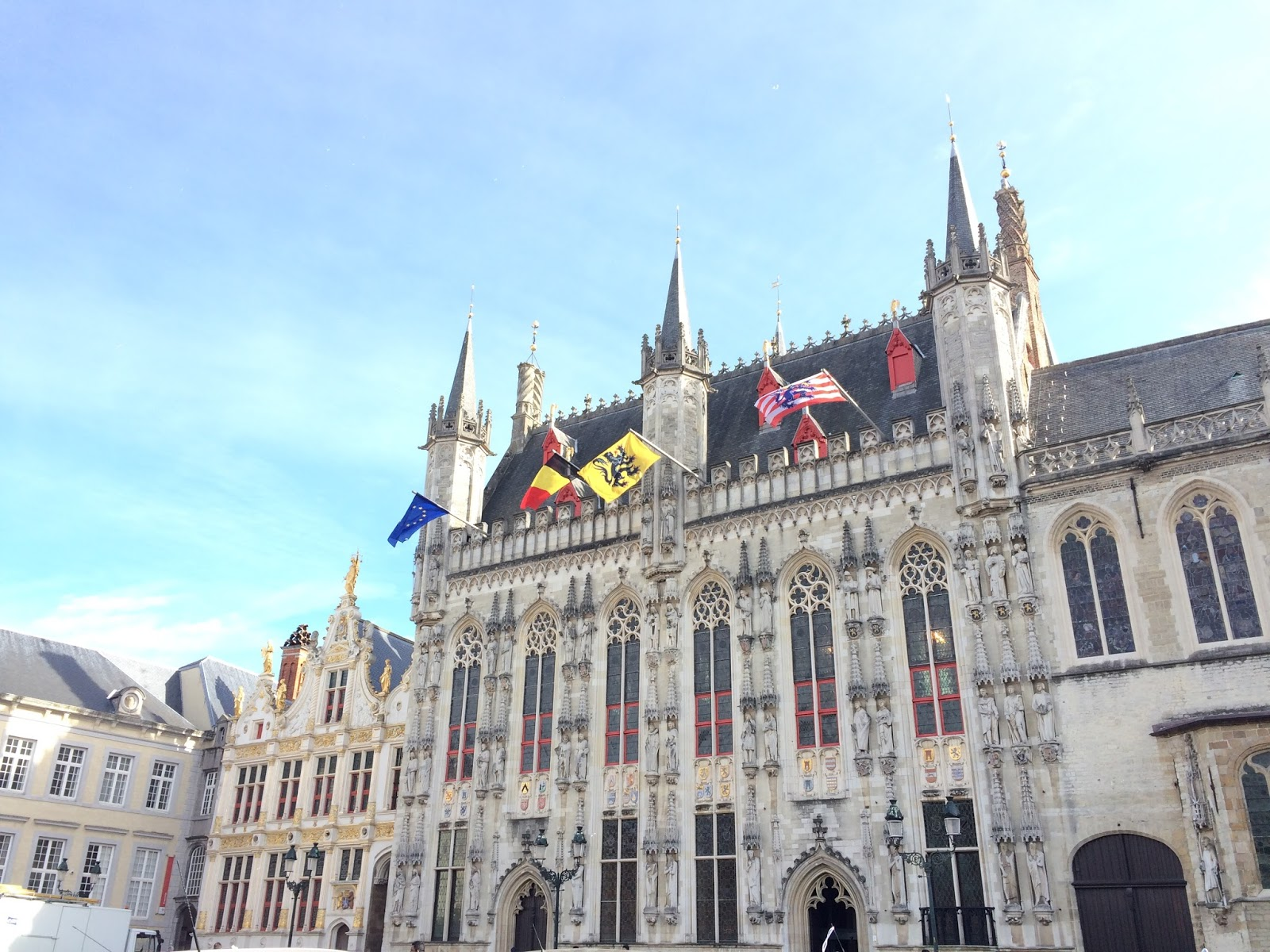 Picture of The Grand Place in Brussels