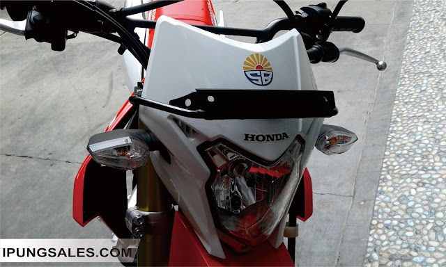 Honda-Trail-CRF150-Pamekasan