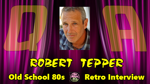 """Interview with """"No Easy Way Out"""" music artist Robert Tepper"""