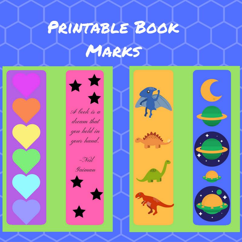 How To Make Bookmarks, Chore Charts, And Math Fact Sheets