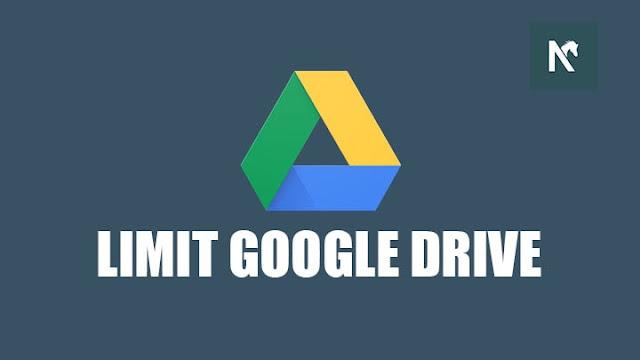 Mudah! Cara Mengatasi Download Limit Google Drive Terbaru