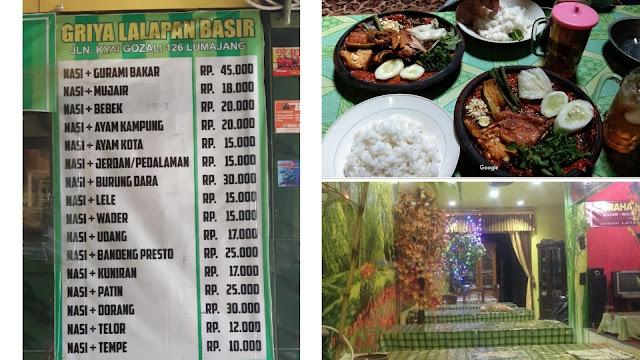 kuliner lumajang murah