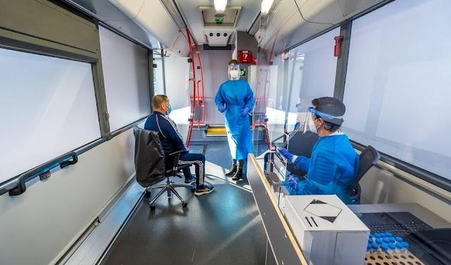 هولندا تعلن موعد حملة تطعيم لقاح كورونا الأولى