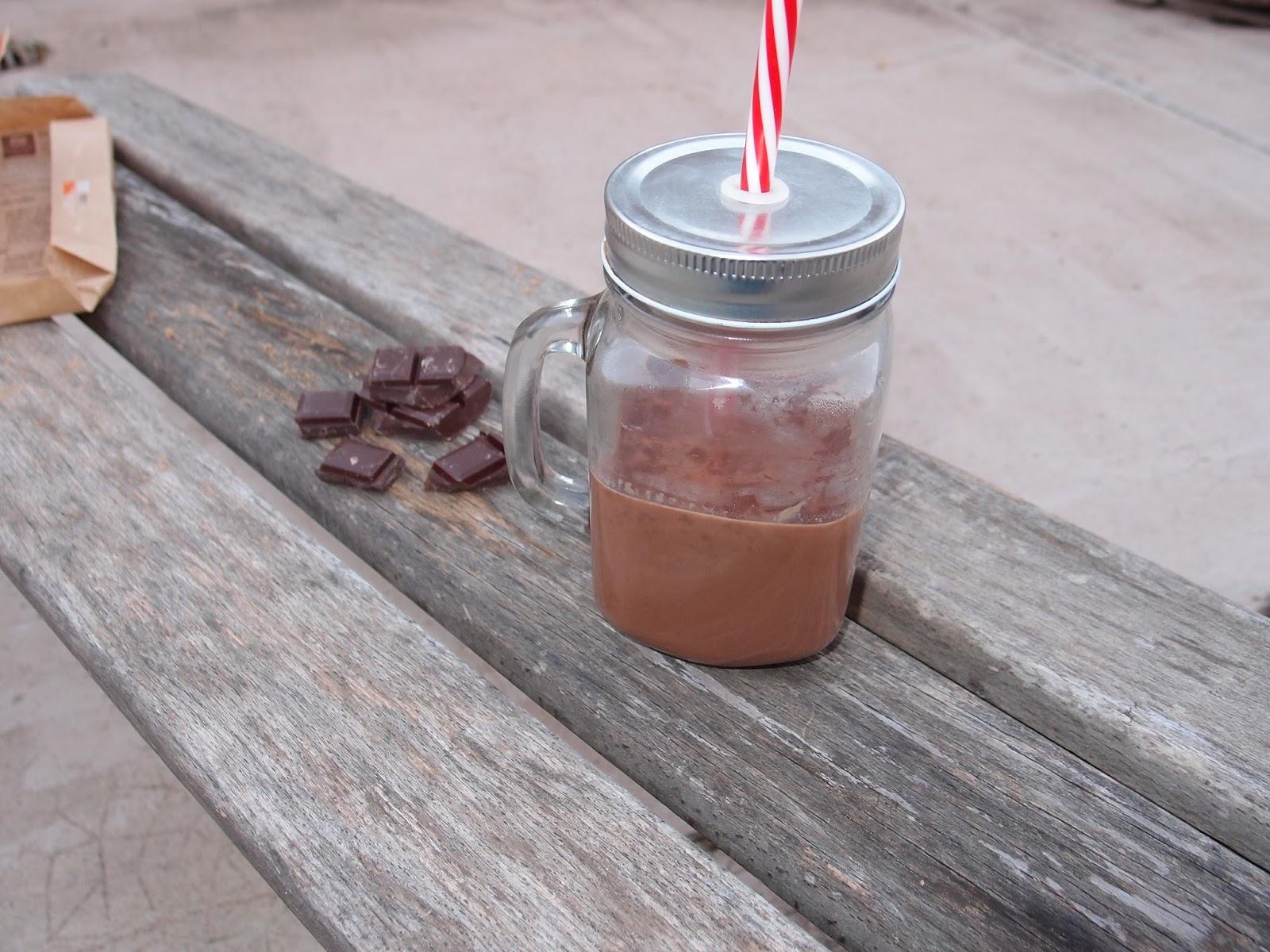 Recette du chocolat chaud