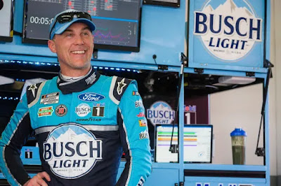 Stewart-Haas Racing's Kevin Harvick is currently the +400 favorite to win the #NASCAR Pennzoil 400.
