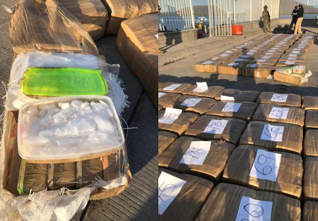 Fue un Sapo de la DEA el que hizo que el 29 de enero se asegurara toda la merca de fentanilo y metanfetaminas producida en Territorio del Mayo Zambada