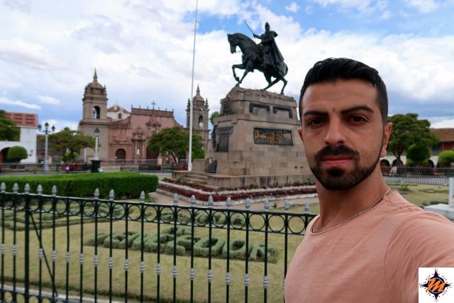 Ayacucho, Plaza de Armas