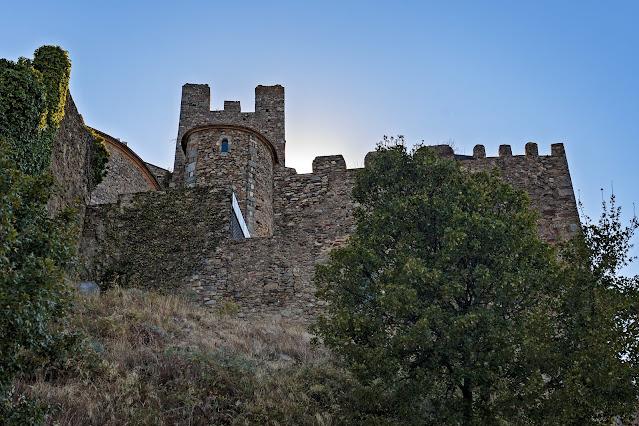 Монастырь Sant Pere de Rodes