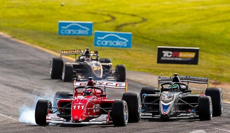 AO VIVO Corrida da S5000 com Rubens Barrichello