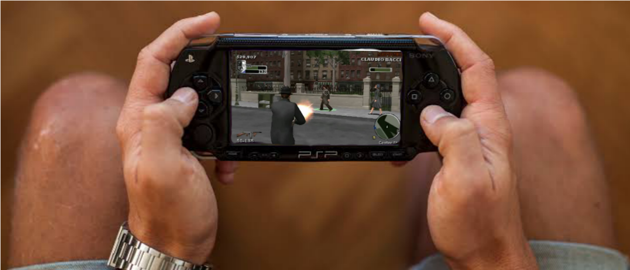 how do you download games on psp