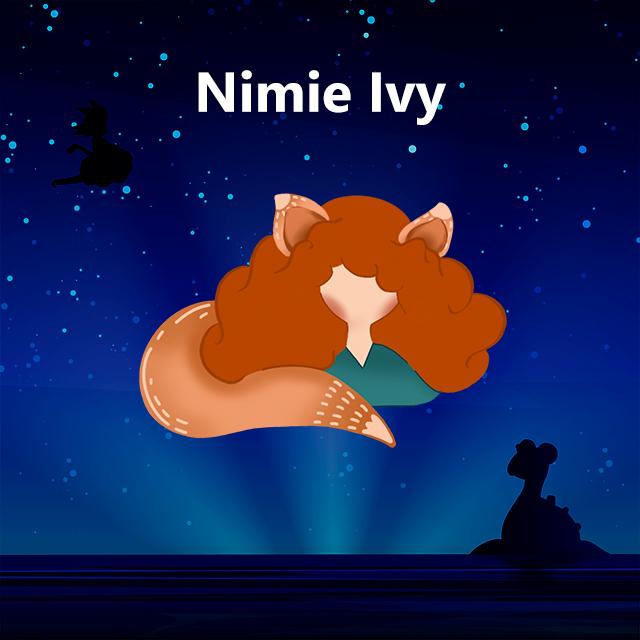 Imagen con el logotipo de Nimie Ivy