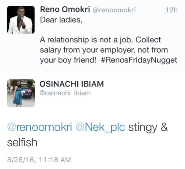 Pastor Reno Omokri explains how an ideal ATM looks like