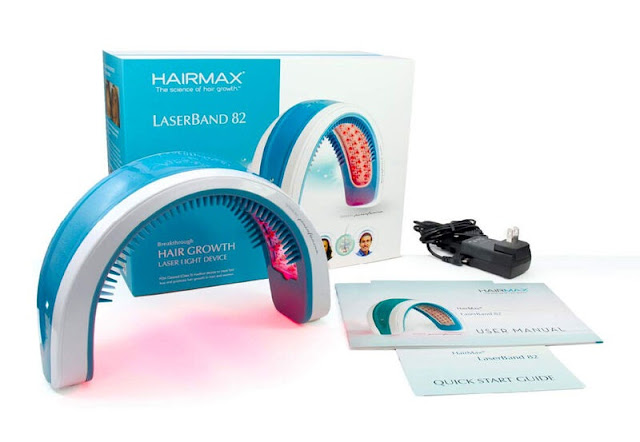 Coches Blog: HairMax LaserBand 41 esimula el crecimiento del pelo