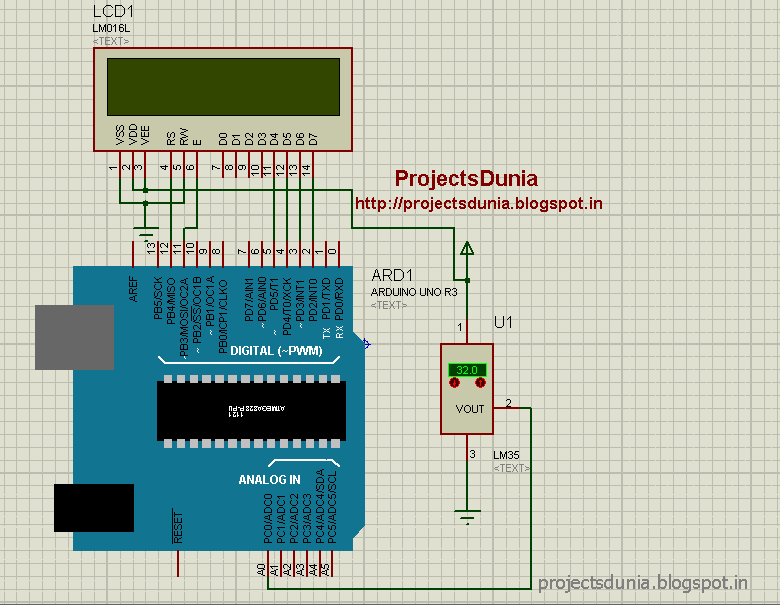 How To Use A Temperature Sensor With Arduino