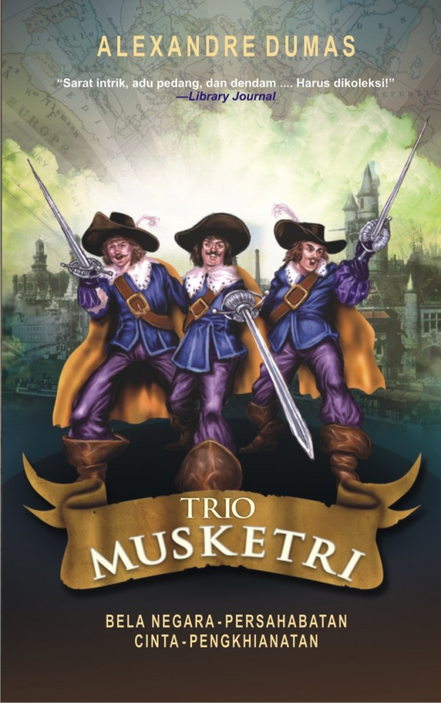 The Three Musketeer