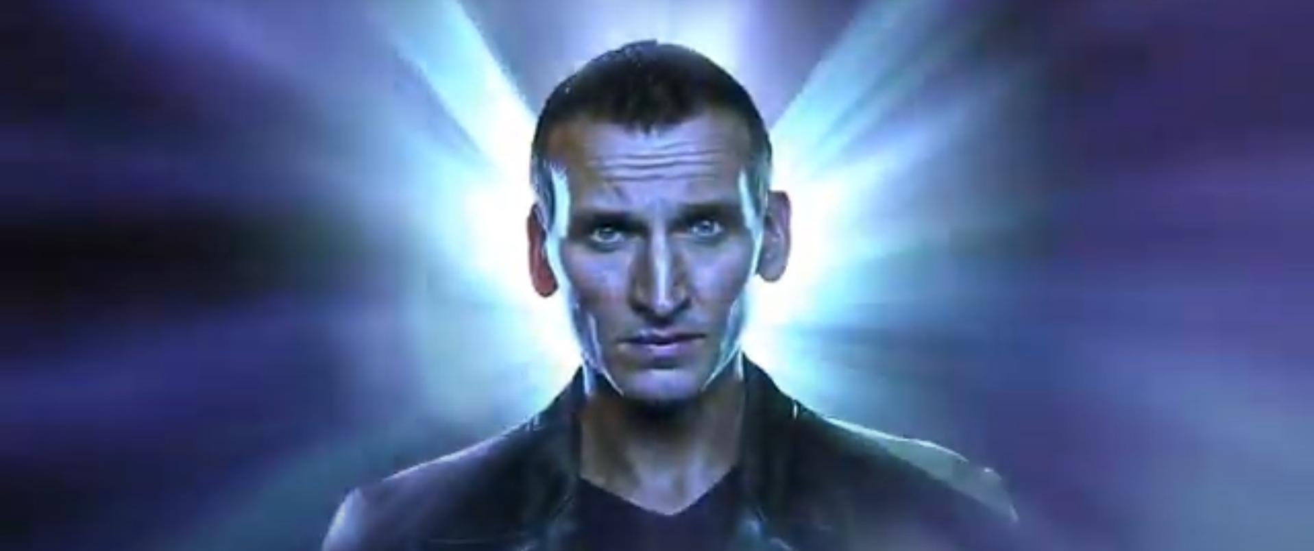 Доктор Кто Девятый скриншот из трейлера