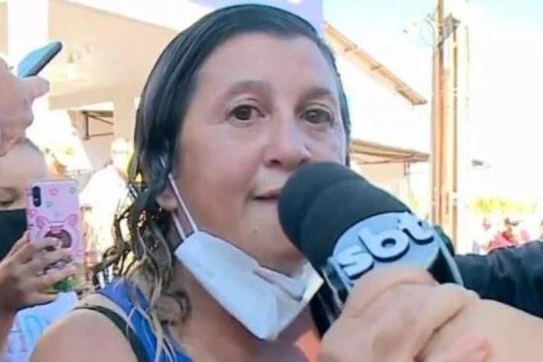 """Saiba quem é a """"vizinha fofoqueira"""" que viralizou ao denunciar Lázaro"""