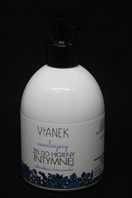 Sylveco - Vianek - Nawilżający żel do higieny intymnej
