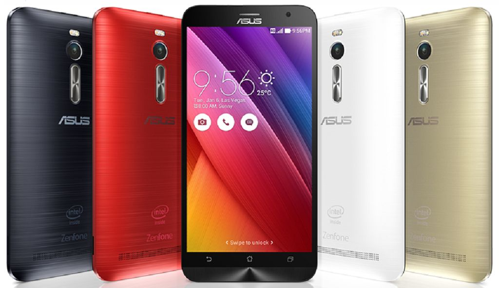 Asus ZenFone 2 (ZE551ML) (2015) with Specifications