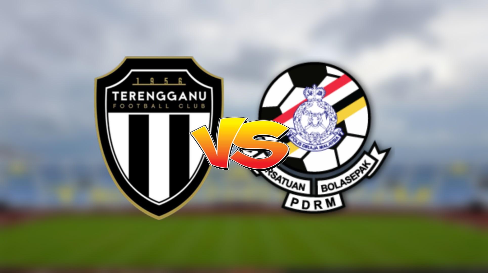 Live Streaming Terengganu vs PDRM FA Liga Super 25.9.2020