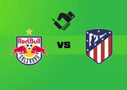 Salzburgo vs Atlético de Madrid  Resumen