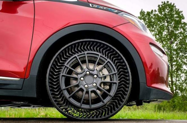 Ban Anti Bocor Unique Puncture Tire System