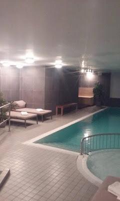 hotel piscine mer du nord