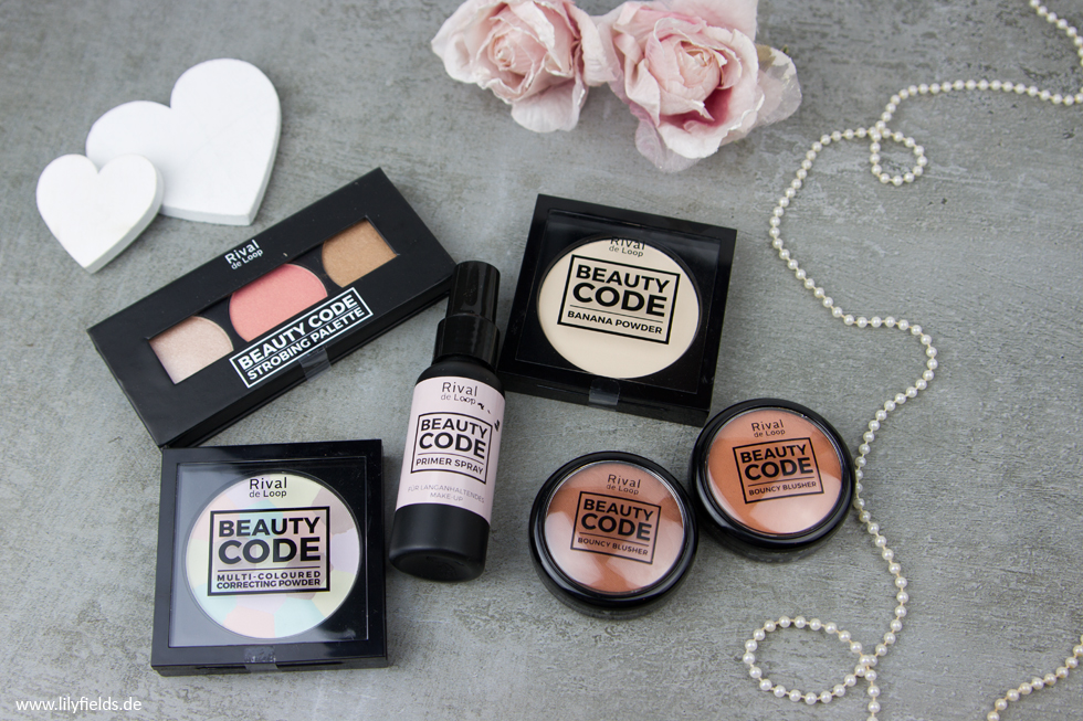 Beauty Code von Rival de Loop