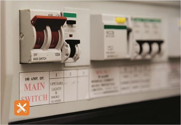 MCB (Miniature Circuit Breaker)