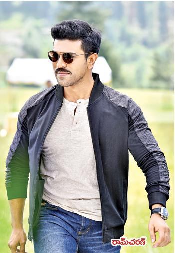Ram Charan's DHRUVA First Look Teaser