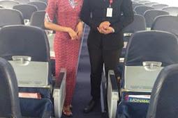 Besaran Gaji Pramugara Lion Air Pemula