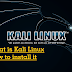 What is kali linux and advantages of kali linux