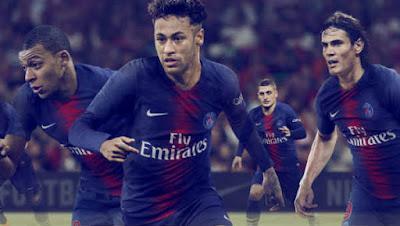 PSG 2018/19 Kit - Dream League Soccer 2019
