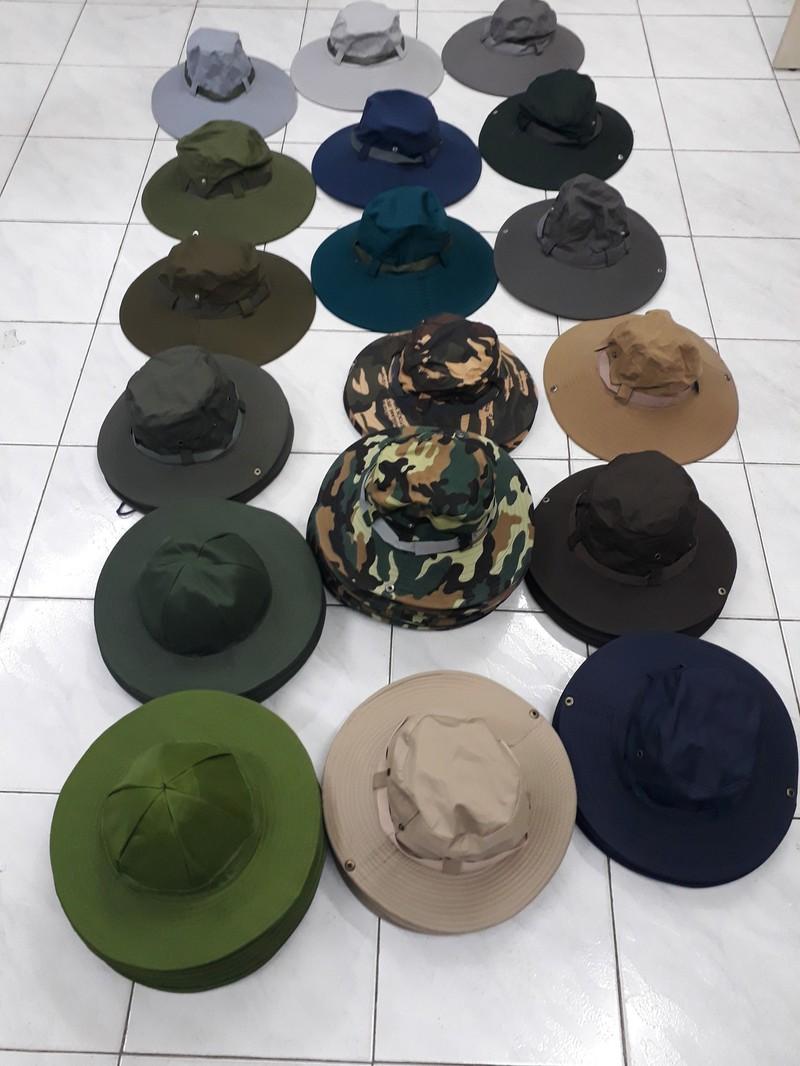 Chuyên về sản xuất nón tai bèo có sẵn