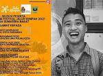 Nico Nofrialdo, Wakil Kota Pariaman di Muhibah Budaya dan Festival Jalur Rempah 2021