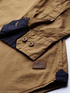 Stylish shirt fron myntra