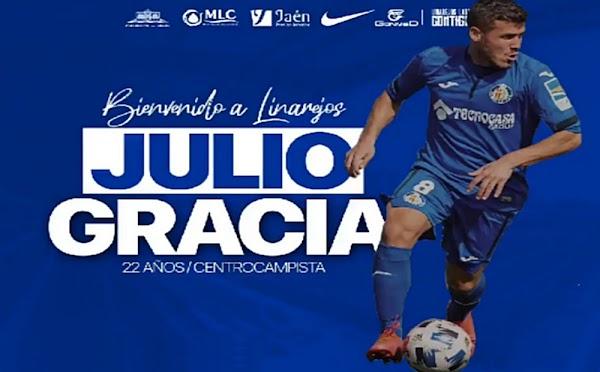 Oficial: Linares Deportivo, firma Julio Gracia