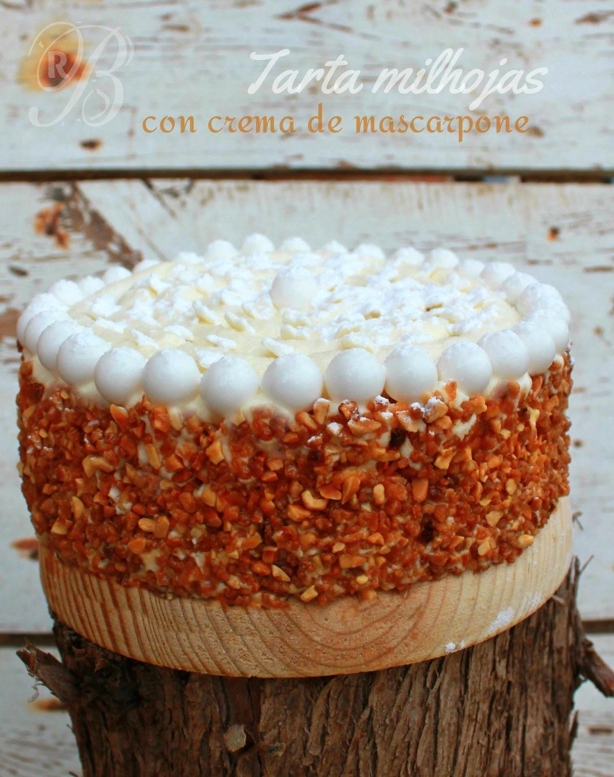 Tartas de hojaldre cocinar en casa es for Facilisimo cocina postres